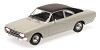 Opel Rekord C coupe 1966 grey