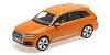 Audi Q7 2015 orange