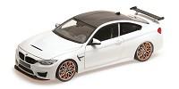 BMW M4 GTS 2016 white