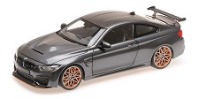 BMW M4 GTS 2016 grey metallic