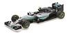 Mercedes AMG W07 N. Rosberg GP Abu