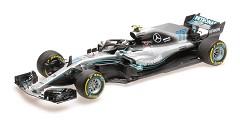 Mercedes AMG W09 V. Bottas 2018