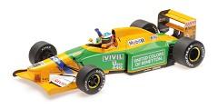 Benetton Ford B192 M. Schumacher