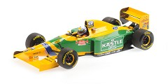 Benetton Ford B193 R. Patrese 3rd place