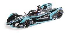Formula E season 5 Panasonic Jaguar Raci