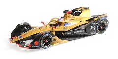Formula E season 5 DS Techeetah Formula
