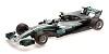 Mercedes AMG W07 V. Bottas winner GP