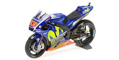 Yamaha YZR-M1 M. Vinales w/ rain tyres,