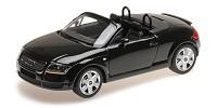 Audi TT roadster 1998 black