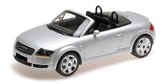 Audi TT roadster 1988 silver