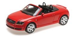Audi TT roadster 1988 red