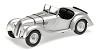 BMW 328 1936 silver