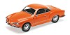 VW Karmann Ghia coupe 1970 orange