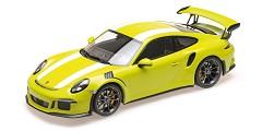 Porsche 911 GT3 RS 2015 lichtgrün w/