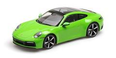 Porsche 911 Carrera 4S 2019 green