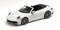Porsche 911 Carrera 4S cabriolet 2019 wh