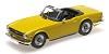 Triumph TR6 1973 yellow
