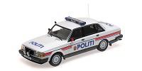 Volvo 240GL 1986 'Politi Norway'