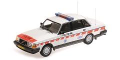 Volvo 240GL politie Netherlands