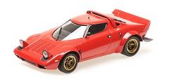 Lancia Stratos 1974 red