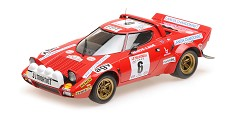 Lancia Strato Darniche/Mahé winner TDC 1