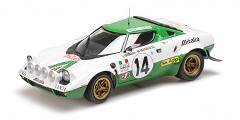 Lancia Stratos Munari/Mannucci winner ra
