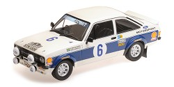 Ford RS1800 Waldegard/Thorzelius winner
