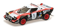 Lancia Stratos Röhrl/Geistdörfer winner
