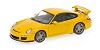 Porsche 911 GT3 (997II) 2009 yellow