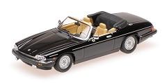 Jaguar XJS convertible 1980 black