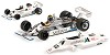 Williams Ford FW07 D. Wilson British GP