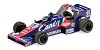 Toleman Hart TG183 D. Warwick Dutch GP 1