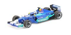 Red Bull Sauber C20 K. Räikkönen 2001
