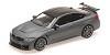 BMW M4 GTS 2016 matt grey/grey wheels