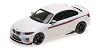 BMW M2 2016 white presentation