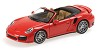 Porsche 911 turbo S cabrio 2013 red