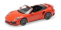 Porsche 911 (991.2) turbo S cabrio