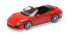 Porsche 911 (991.2) Carerra 4S cabrio