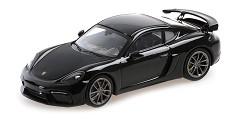 Porsche 718 Cayman GT4 2020 schwarz