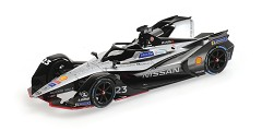 Formula E season 5 Nissan E.Dams S. Bue
