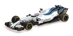 Williams Mercedes FW40 R. Kubica Abu Dha