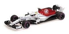 Alfa Romeo Sauber C37 M. Ericsson GP Aze