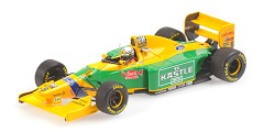 Benetton Ford B193B R. Patrese 3rd place