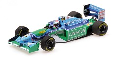 Benetton Ford B194 J. Verstappen British