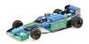 Benetton Ford B194 J. Verstappen 1st F1