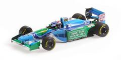 Benetton Ford B194 J. Verstappen Belgian