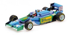 Benetton Ford B194 J. Herbert GP Japan