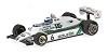 Williams Ford FW08 K. Rosberg worldchamp