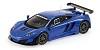 McLaren MP4-12C GT3 street 2012 blue