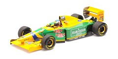 Benetton Ford B193 M. Schumacher 2nd pla